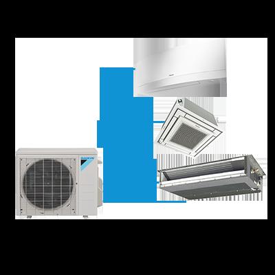 ccd9eaa0b1ff Enhanced Capacity Multi-Zone Aurora - Multi Split Heat Pump | Daikin