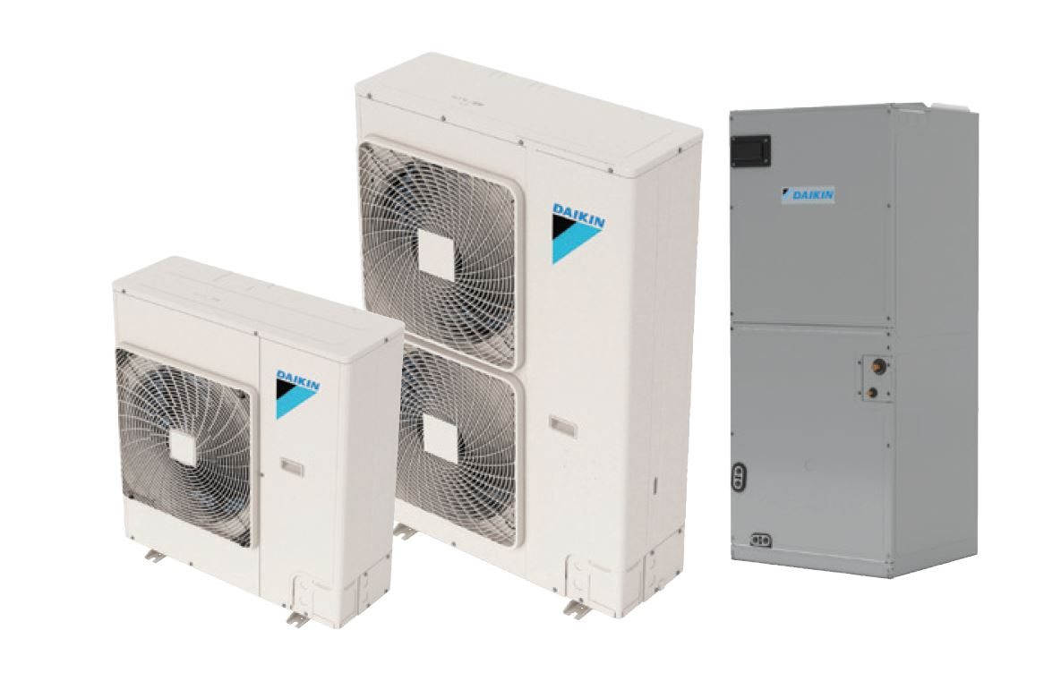 Prd Residential Daikin InverterDucted
